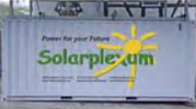 Solarcontainer
